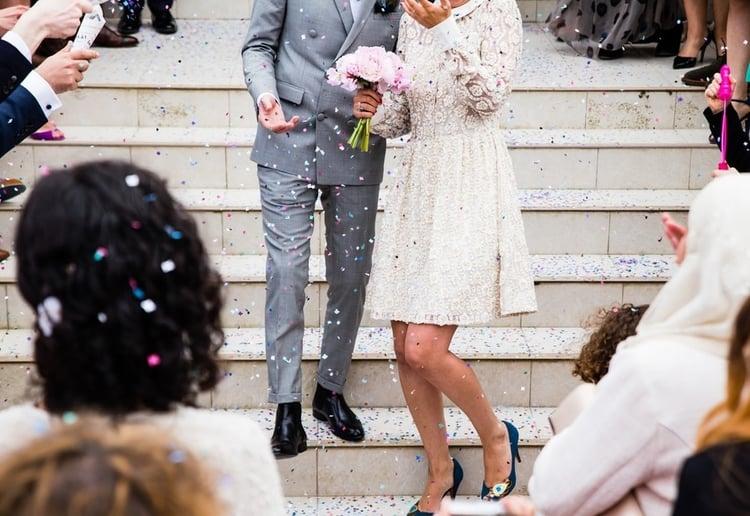 Bride Quits Job Full Time Wedding Planning
