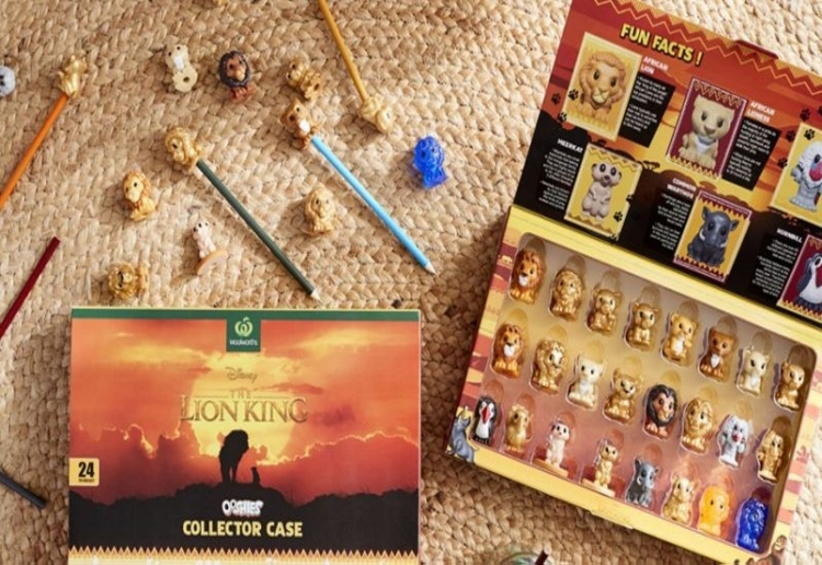 sasichick reviewed The Cheapest Way To Complete Your Woolies Lion King Ooshie Collection!