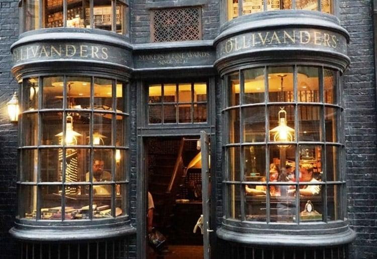 Melbourne's Harry Potter Store
