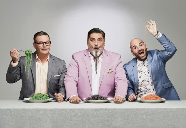 cherz reviewed Matt, Gary And George Are Leaving Masterchef