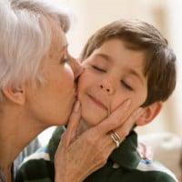 Aussie Schools Are Teaching Kids NOT to Kiss Grandma