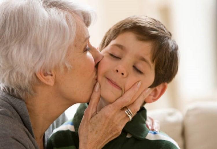 DaffyD reviewed Aussie Schools Are Teaching Kids NOT to Kiss Grandma