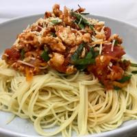 Chicken Cacciatore Pasta