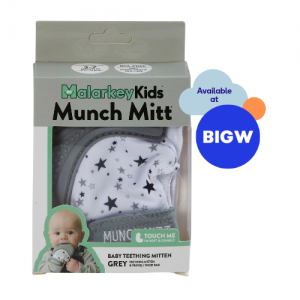 Malarkey Kids Munch Mitt available at Big W