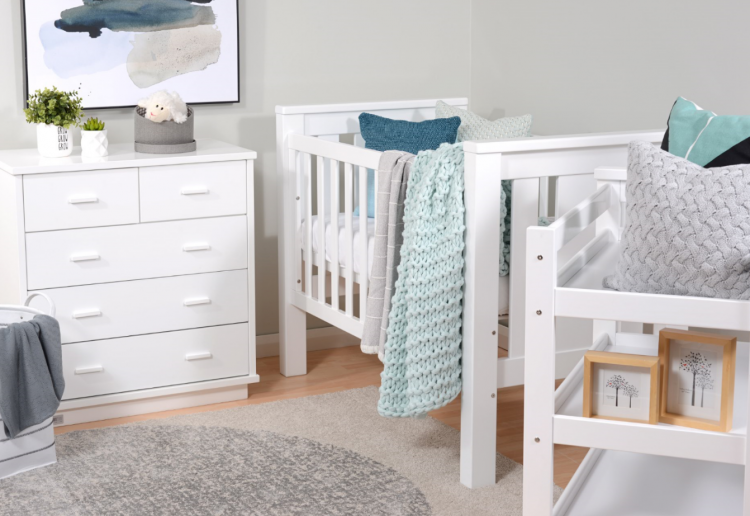 Top 5 Mistakes New Parents Make When Fitting Out A Nursery