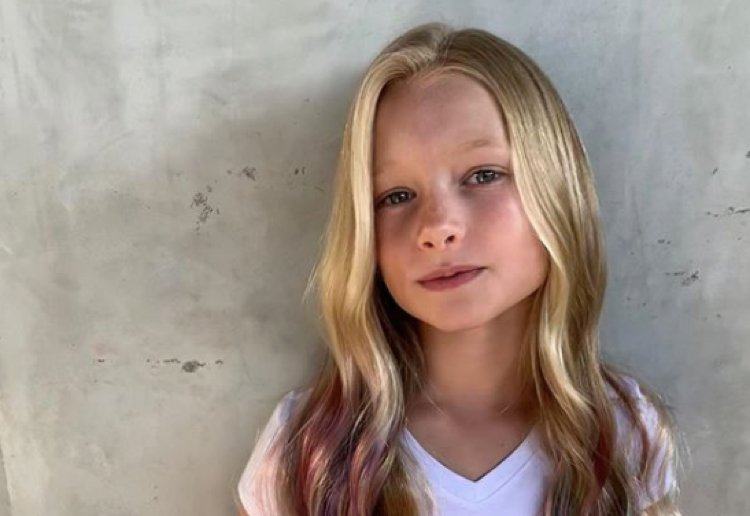 jessica simpsons daughter maxwell