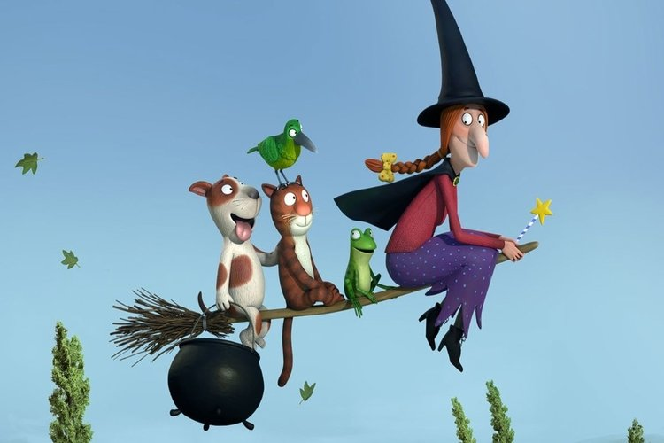 roomonthebroom