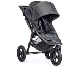 Image of Baby Jogger City Elite Pram Charcoal