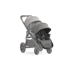 Image of Baby Jogger City Select LUX Second Seat Ash