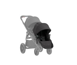 Image of Baby Jogger City Select LUX Second Seat Granite