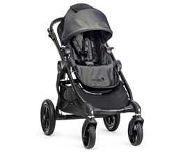 Image of Baby Jogger City Select Pram Charcoal