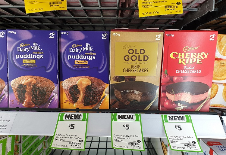 Thatotherskye reviewed Cadbury Launches Ready-Made Dessert Range