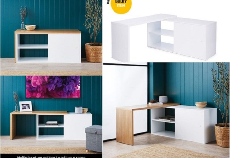 mom160421 reviewed Aldi's Amazing New Budget Furniture Range