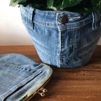 Do NOT Toss Out Those Old Jeans! Check Out This Clever Hack