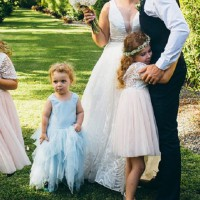 Mum Ridiculed For Letting Toddler Son Wear a Dress to Her Wedding