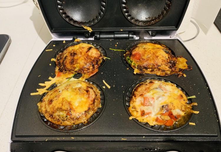 Pie Maker Mushroom Pizza