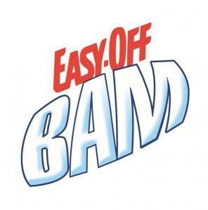 Easy-Off Bam Power Cleaner Range Review Logo