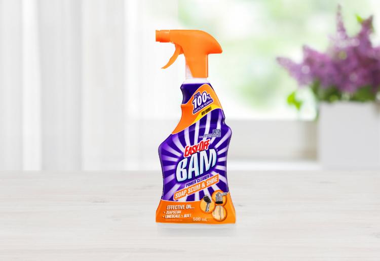 Easy-Off Bam Bathroom Soapscum Cleaner