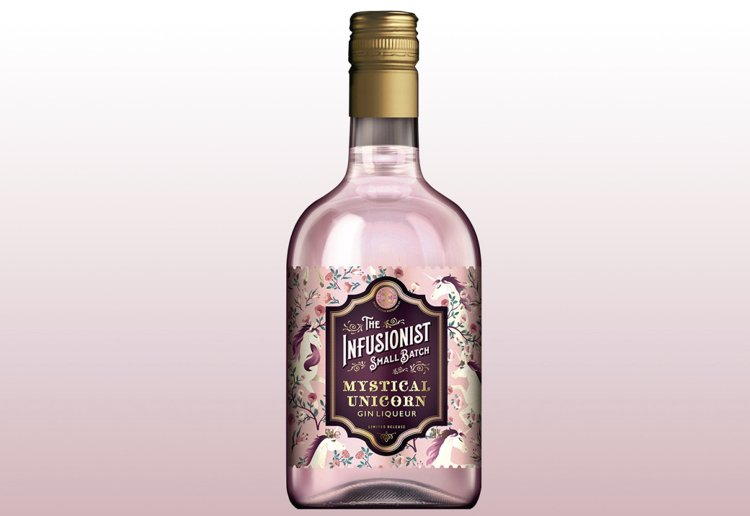 Aldi Is Launching A Pink Unicorn Gin That Tastes Like Marshmallows