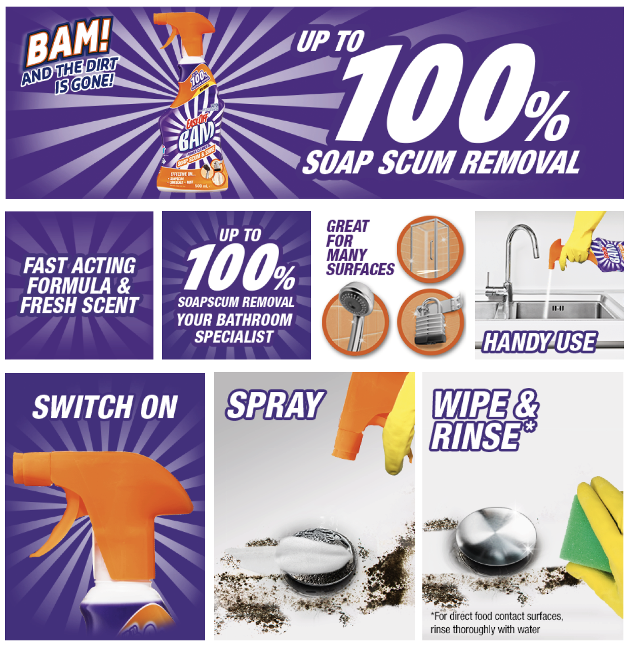 Easy Off Bam Soap Scum and Shine_Infographic_1244x1278