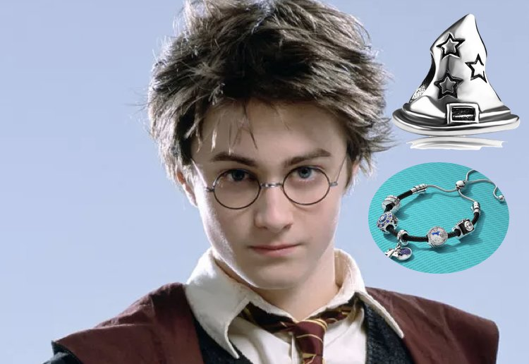 Pandora Is Releasing A Brand New Range Of 'Magical' Harry Potter Charms