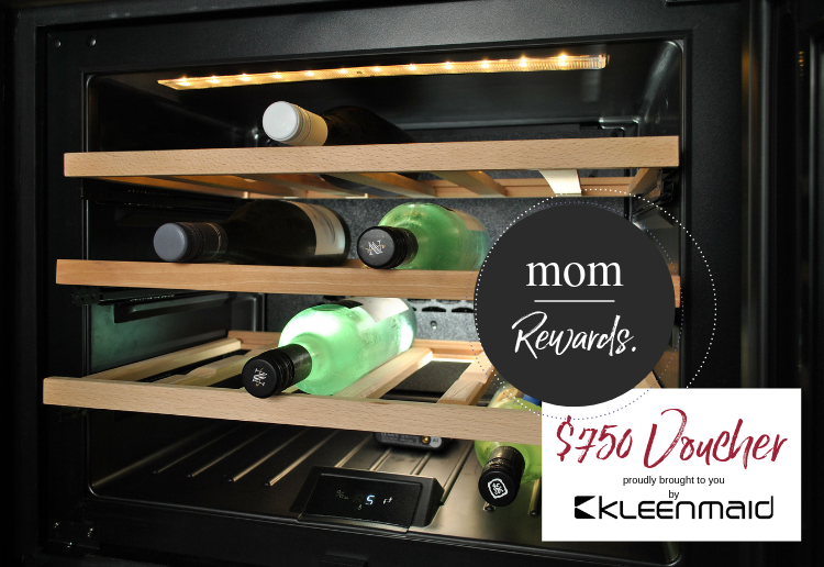 WIN a $750 Kleenmaid Appliance Voucher!