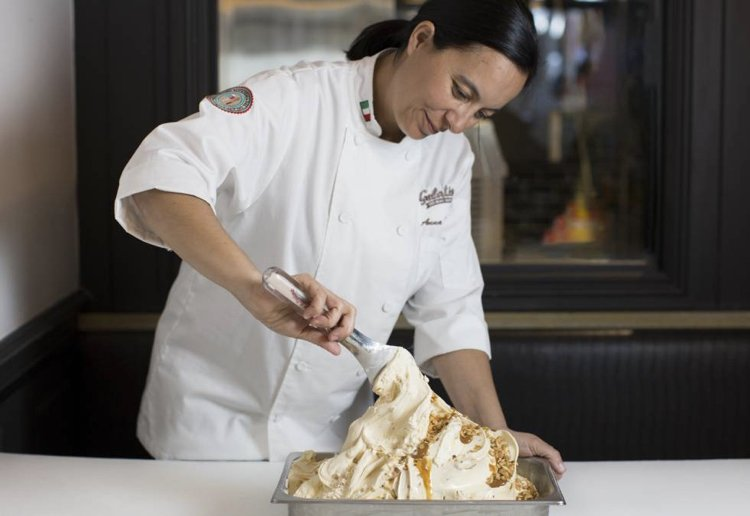 Best Job Opening Ever: Gelato Taste Tester