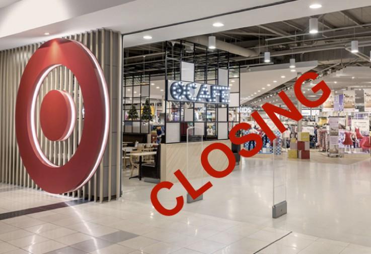 target stores closing