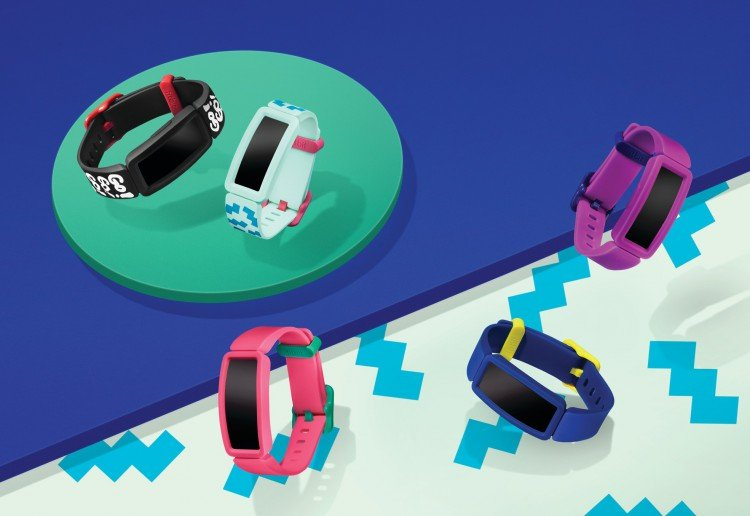 LeeLee reviewed Put Family Exercise Back On The Agenda With A Fitbit Ace 2 Prize Pack
