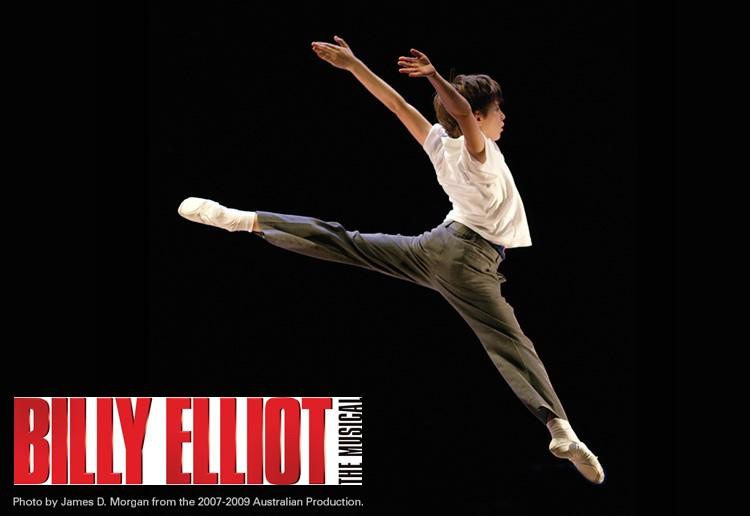 WIN 1 Of 2 Family Passes To See Billy Elliot The Musical!