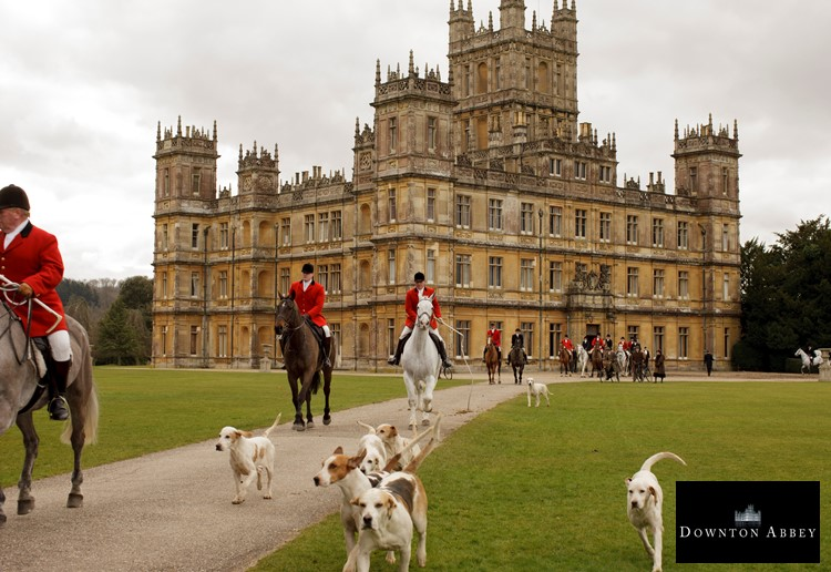 WIN 1 Of 8 Signed Downton Abbey Season 6 DVDs!