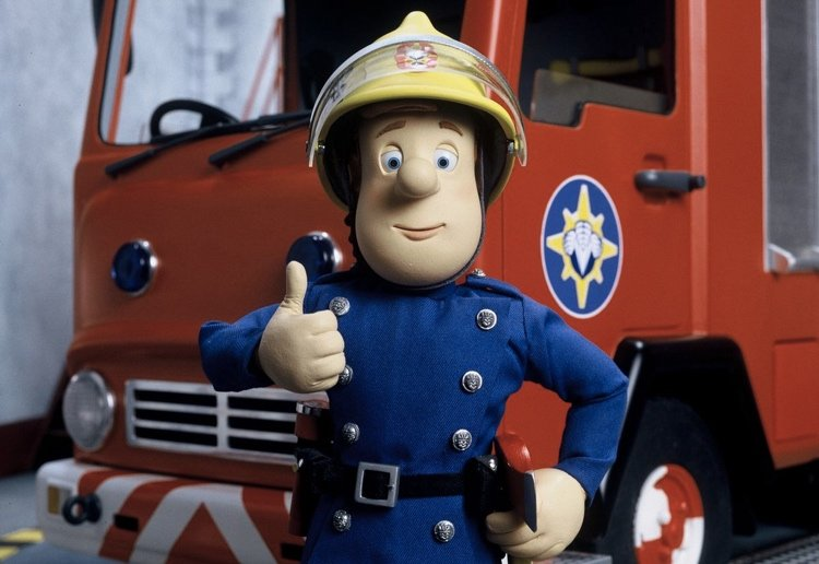 Fireman Sam Banned For Being 'Too Male'