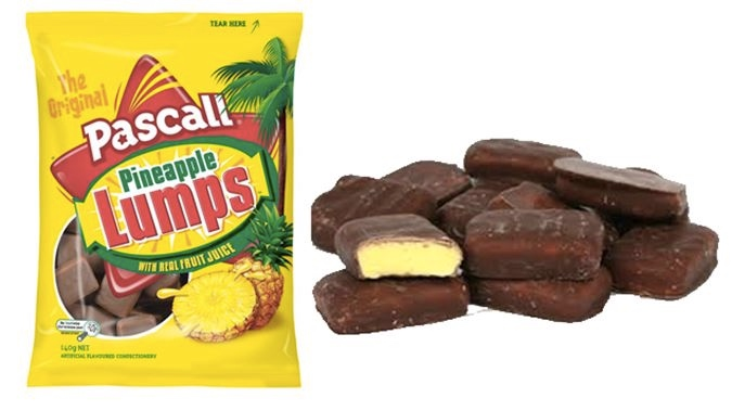 pineapple-lumps