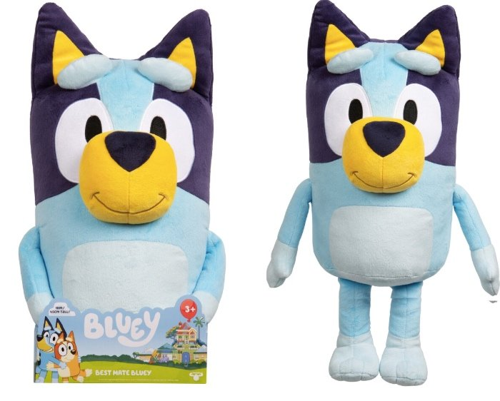 Bluey Plush Toys now available on pre-order
