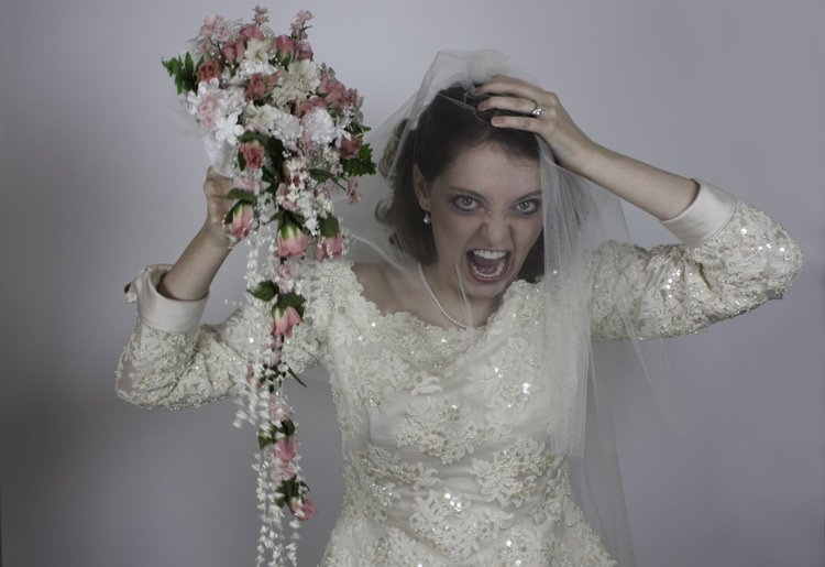 youngoldlady reviewed Nightmare Bride Demands Guests Spend Over $500 On Wedding Gifts