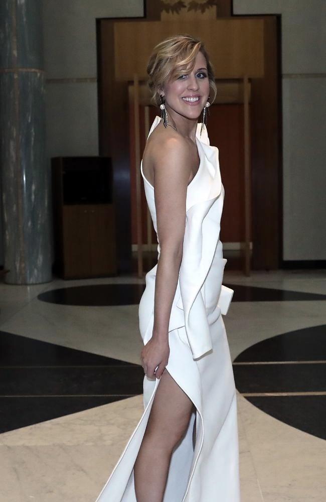 Fiona Willan Wardrobe Fail at winter ball in Canberra