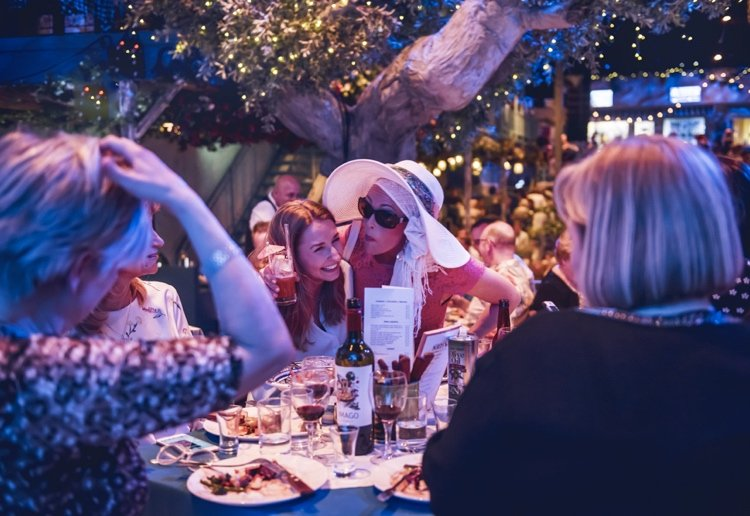 An ABBA Themed Theatre Restaurant And Disco Is Opening In Australia