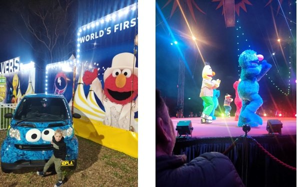 Sesame Street Circus Review