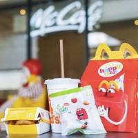 McDonald's Making Moves To Ditch Happy Meal Toys