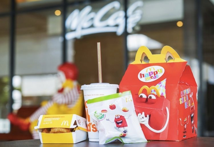 Big Change To McDonald's Happy Meal