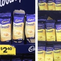 Caramilk Fans Not Happy With Changes To Their Chocolate