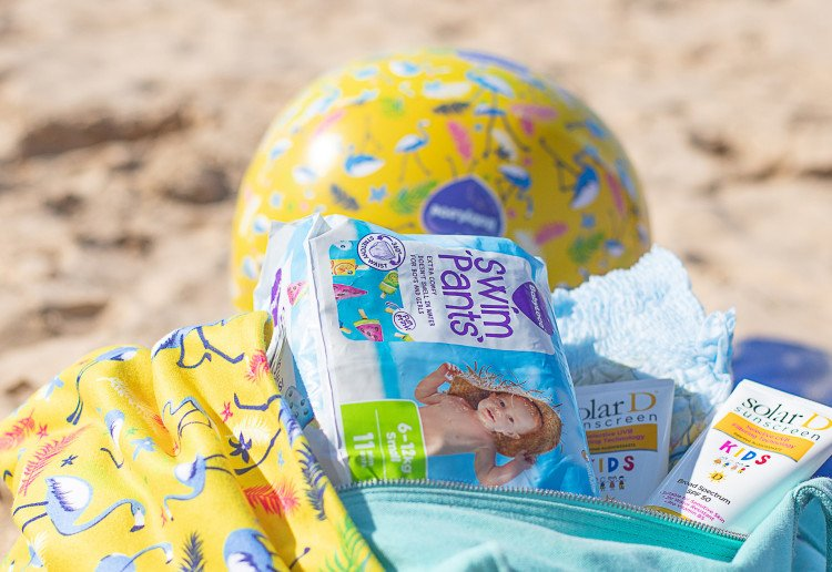 WIN 1 Of 5 BabyLove Summer Swim Packs!