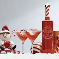 Candy Cane Gin Is Every Christmas Dream Come True