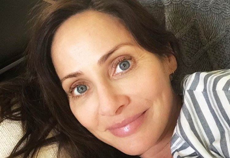 A close up pictur of natalie imbruglia