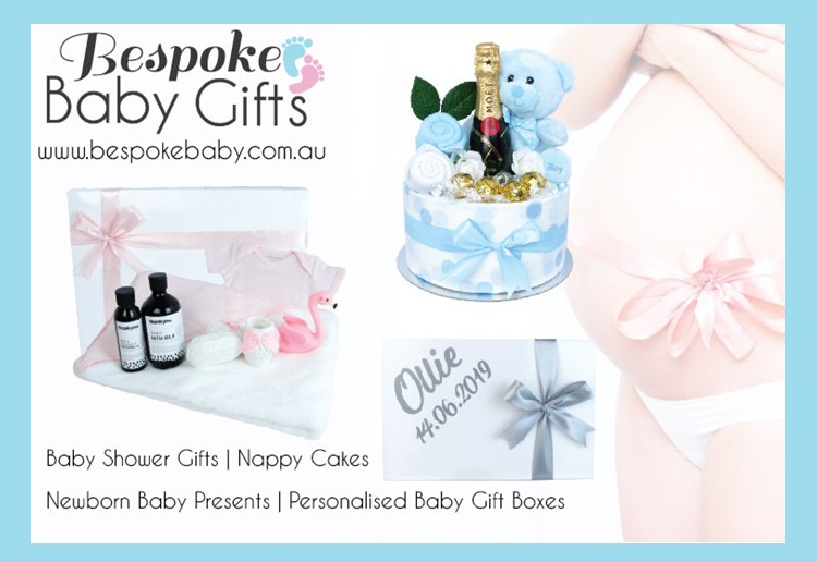 Win 1 Of 5 $100 Gift Cards To Spend With Bespoke Baby Gifts!