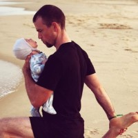Young Dad-Of-Three Gives The Most Incredible Advice To Other Dads