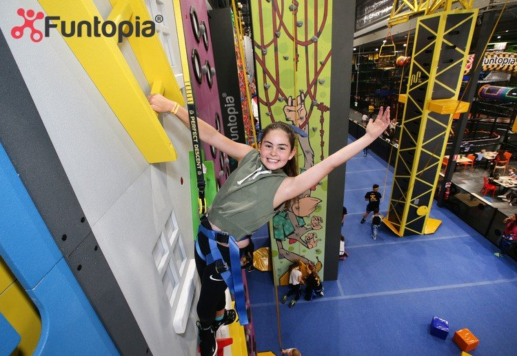 WIN 1 Of 4 Family Passes To Funtopia Carrum Downs!