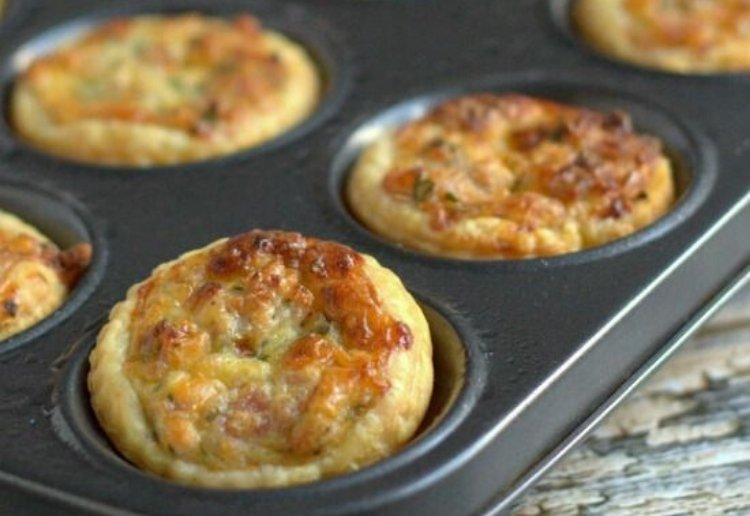Mini Quiche Recipe With Ham And Cheese
