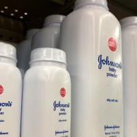 Asbestos Found In Johnson & Johnson Baby Powder
