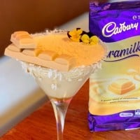 There Is Now Such A Thing As A Caramilk Martini
